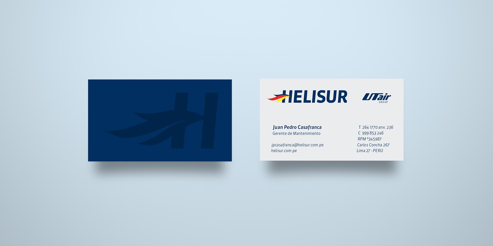 Helisur-tarjetas